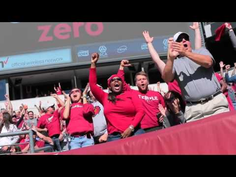 Temple University Homecoming 2015
