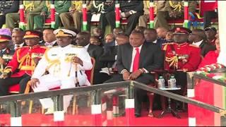 President and his deputy snub Raila Odinga