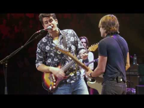 , title : 'John Mayer with Keith Urban -  Don't Let Me down'