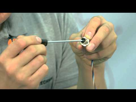 Lapp Technik złącza montażowe M12
