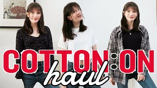 COTTON ON HAUL Hipster Grunge Style // Holcee