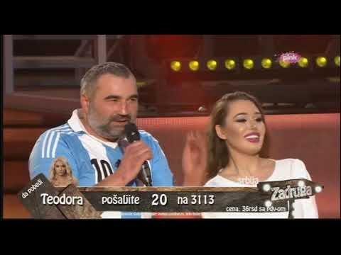 Komentari žirija i novinara - Andrijana , Ana Korać i Miki (Zadrugovizija) (Ami G Show S10)