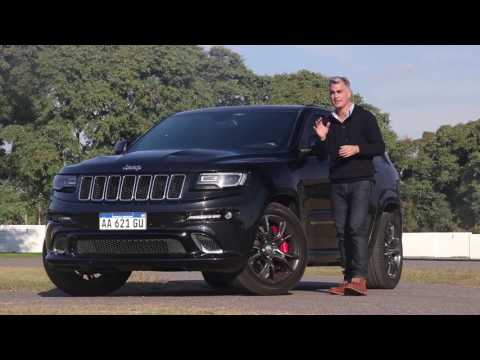 Jeep Grand Cherokee SRT - Minitest - Matías Antico - TN Autos