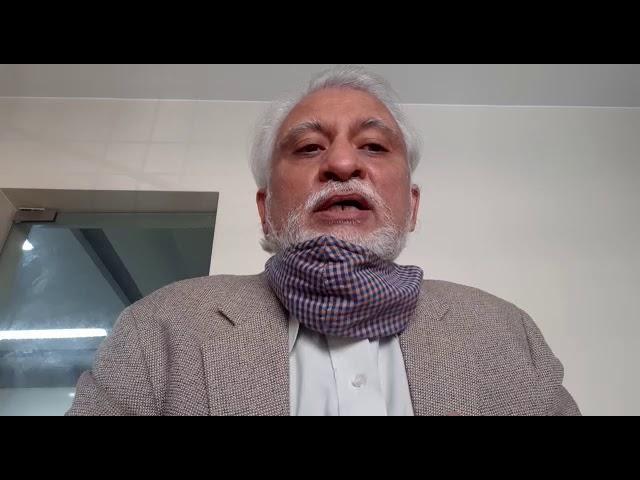 Hony. State Secretary Dr. Ajay Gambhir views regarding Notice for NABH Accredited Allopathic Hospitals  (Working of Ayush doctors)