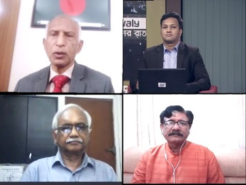 Ekusher Raat   বিষয়: গৌরব, ঐতিহ্যের ঢাকা বিশ্ববিদ্যালয়   30 June 2021   একুশের রাত   ETV Talk Show