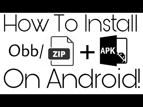 Download How To Install (Apk+obb) Game File! HD Mp4 3GP Video and MP3