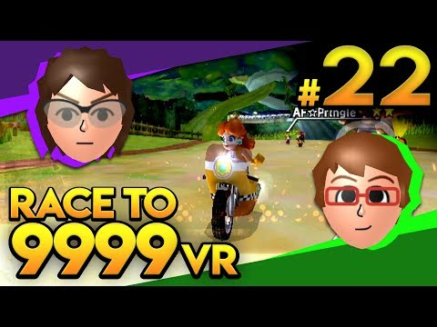 Download Mario Kart Wii New Tracks Baby Race To 9999 Vr Ep