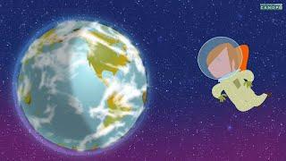 Terre : la planète bleue