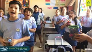 Video que muestra el compromiso que tienen nuestros estudiantes con el medio ambiente que Dios a creado.