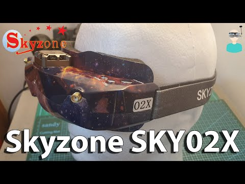 Skyzone SKY02X FPV Goggles - Review And FOV Comparison