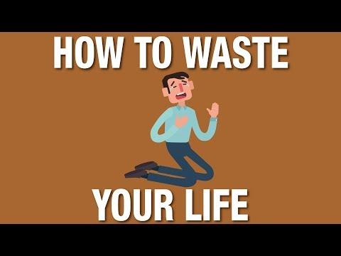 Jak promarnit celý život a zůstat na dně