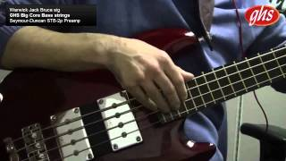Can An Electric Bass Sound Like An Upright Bass?