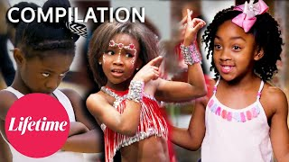 """Bring It! - """"BE READY!"""" The BABY Dancing Dolls MUST Be FEARLESS (Flashback Compilation)   Lifetime"""