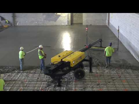 Laser Screed Flooring Services