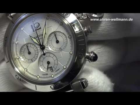 Cartier Pasha Chronograph Ref.: 2113