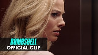 """Bombshell (2019 Movie) Official Clip """"That's A Fox Story"""" – Kate McKinnon, Margot Robbie"""