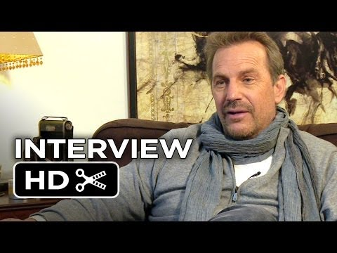Video trailer för 3 Days To Kill Interview - Kevin Costner (2014) - Hailee Steinfeld, Amber Heard Movie HD