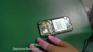 Huawei Y560-U02 & Y541-U02 Disassembly tutorial