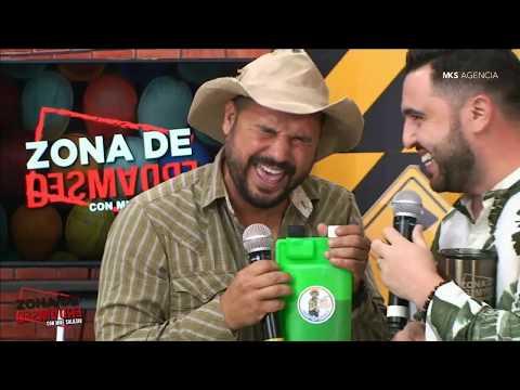 Tito El Ranchero, Los Garrapatas y San Luisito Norte en Zona de Desmadre