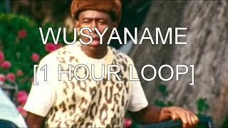 Tyler, The Creator - WUSYANAME (1 HOUR LOOP)
