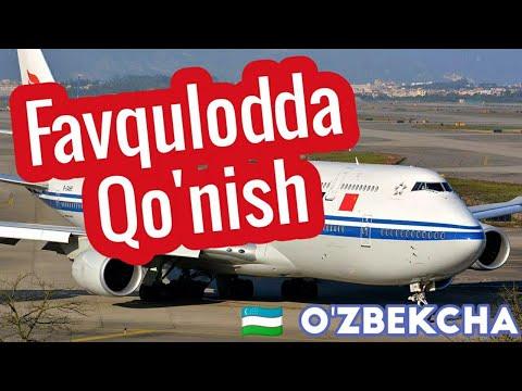 Favqulodda Qo'nish | Xitoy filmi O'zbekcha subtitr | HD