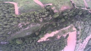 preview picture of video 'Boscos del Penedès drone Phantom2'