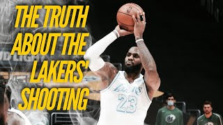 The Truth About The Lakers' Shooting & What One Ridiculous Stat Reveals by Lakers Nation