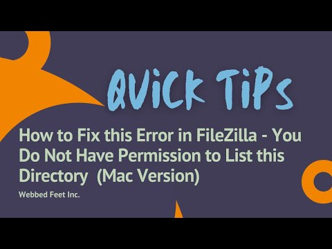 Quick Tips – How to Fix this Error in FileZilla