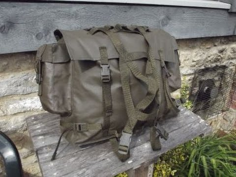 Swedish Army Lk35 Rucksack A Review And The Modifications