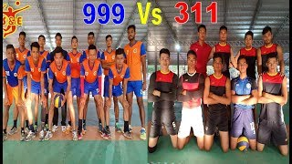 [Live] Cambodia Volleyball  Match || បញ្ជាកាដ្ឋានកងអង្គរក្ស 999 Vs បញ្ជាកាដ្ឋានកងអង្គរក្ស 311