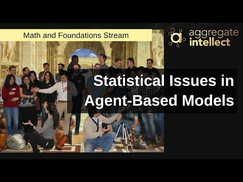Statistical Issues in Agent-Based Models