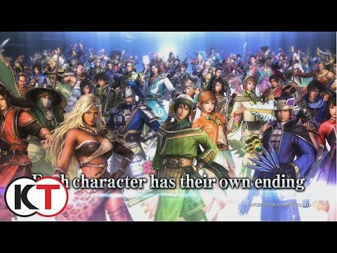Dynasty Warriors 9 - Feature Highlight Trailer thumbnail