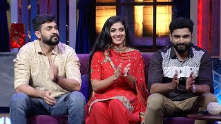 Onnum Onnum Moonu S4 | Priyappettaval team is ready to blast on the floor! | Mazhavil Manorama