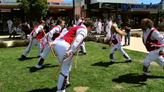 preview picture of video '2014 NZ Morris Dancing Tour - Richmond'