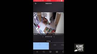 How to use our home CCTV system