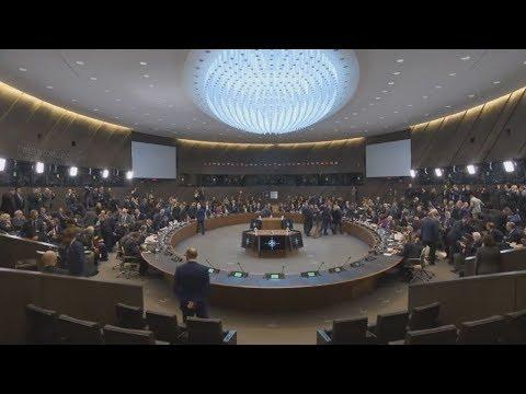 Σύνοδος του ΝΑΤΟ σε επίπεδο υπουργών Άμυνας