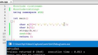 Download Youtube: 11- مصفوفة احادية البعد في c++ | 1dim array