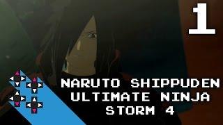 STARTING STORY MODE (NARUTO SHIPPUDEN ULTIMATE NINJA STORM 4 PART 1) — UpUpDownDown Streams