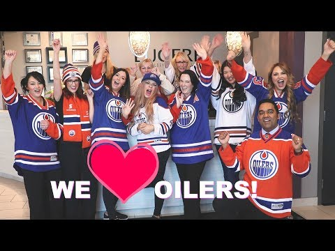 Frozen in Suspense for the Oilers!