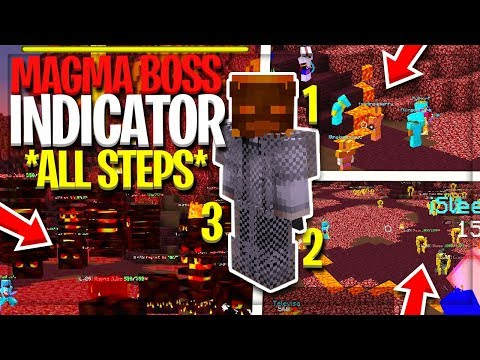 Download Hypixel Skyblock Magma Boss Indicatortimer Get The