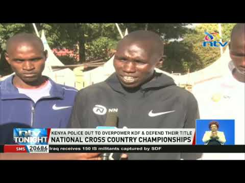 National cross country championships: Kenya Police out to overpower KDF and defend their title