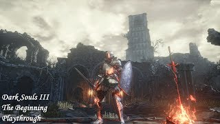 DS3 - The Beginning - Gameplay Video Using Phoenix Undead Reshade - Pt Voiced