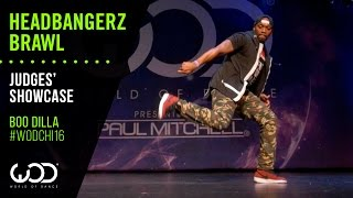 Boodilla | Headbangerz Brawl Judges