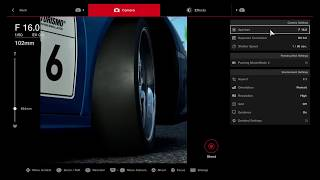 The Tyres Melt Badly! The Visual Wear And Tear of the Tyres of GT Sport