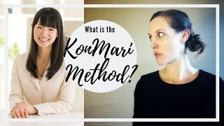 Spark Joy Series| Marie Kondo and the KonMari Method
