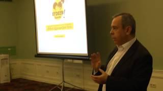 Лекция Алексея Ковалькова о здоровом питании, диетах, лекарствах и многом другом