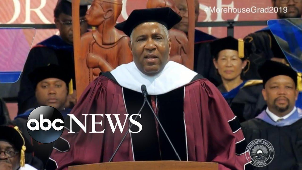 Beginning speaker promises to settle trainees' loans thumbnail