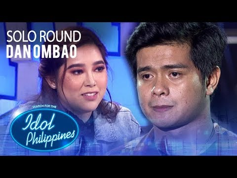 Dan Ombao - I See Fire | Solo Round | Idol Philippines 2019