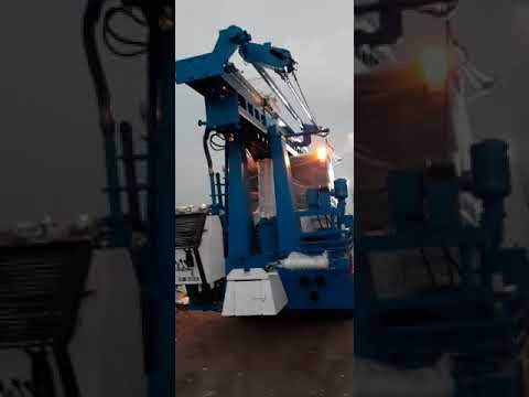 Refurbished 300 Meter Bore Hole Drilling Rig