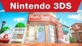 Nintendo 3DS - Animal Crossing: Happy Home Designer PAX Trailer
